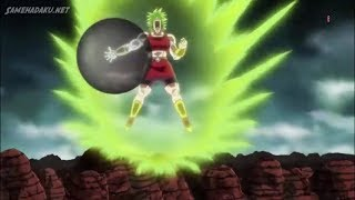 Kekuatan Legenda Super Saiya Wanita, Cabba vs Kale - Dragon Ball Super
