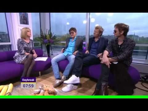 a-ha - Career in music - Show 23 - 6.10.10 - ITV Daybreak