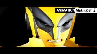 Marvel Avengers™: Battle for Earth - Animation Making of - Squeeze Studio | Ubisoft 1/3