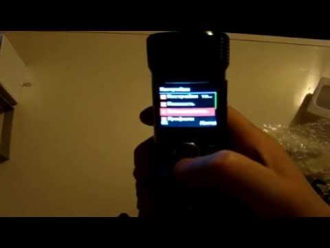 Фонарик-телефон с сабвууфером.