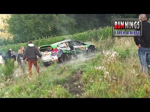 [HD] WRC Rally Germany 2014 - @BunningsVideo