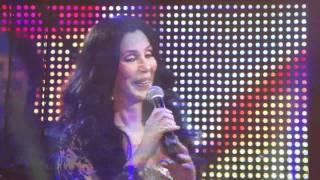 Cher (Premio Honorífico) Premios 40 Principales 2010 HD