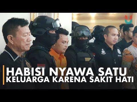 download lagu Pembunuh 1 Keluarga di Pondok Gede Terancam Hukuman Mati gratis