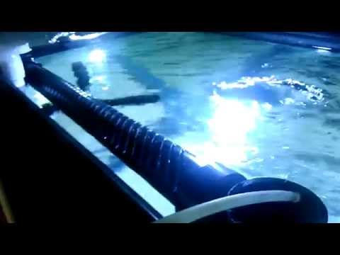 Diy aquarium weir for Koi pond overflow design