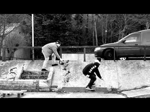 Jubilee Skateboarding - ALLCAPS Series - Blue 8.25