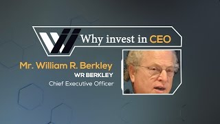 Mr William R Berkley-Wr Berkley