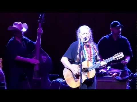 Willie Nelson &amp; Family in Melbourne, FL- 2/1/13