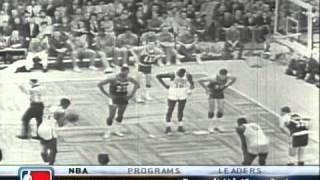 LOS ANGELES LAKERS vs CELTICS NBA FINALS G7 - 1962
