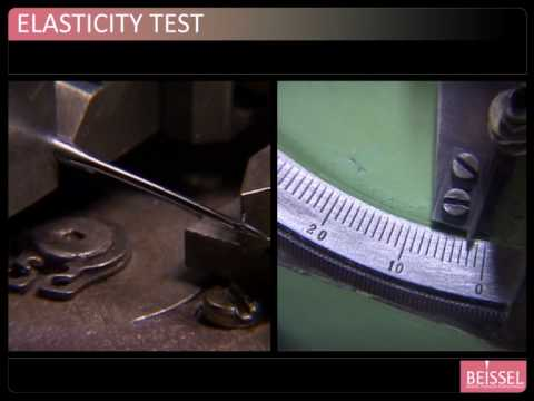 Needle Elasticity Test video