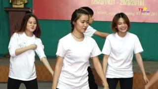Múa dân vũ Bắc Kim Thang - Chi Đoàn 3