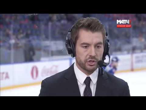 Сергей Гимаев младший — в студии «Матч ТВ»