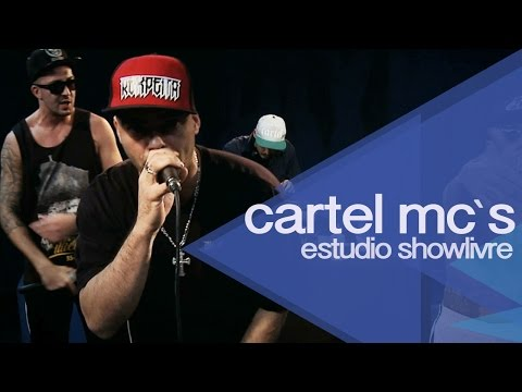 """sin City"" - Cartel Mcs Ao Vivo No Estúdio Showlivre 2014 video"