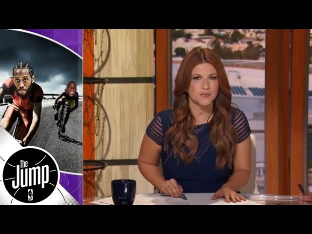 Lakers are now 'racing' to trade for Kawhi Leonard before Friday night | The Jump | ESPN