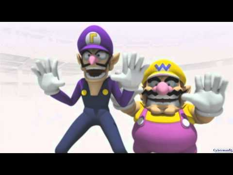 Mario Sports Mix Walkthrough [Part 1 – Opening]