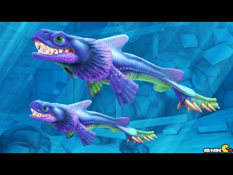 Hungry Shark Evolution - SPACE SHARKS UNLOCKED HUGE UPDATE NEW MAP AND SHARK!