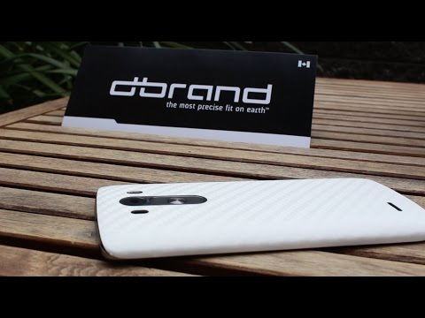 LG G3 dbrand skin review