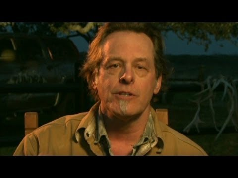 Ted Nugent: History will show that
