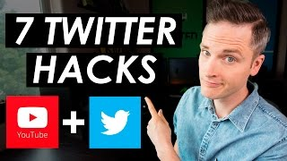 🔵 How to Grow Your YouTube Channel with Twitter — 7 Twitter Hacks and Tricks