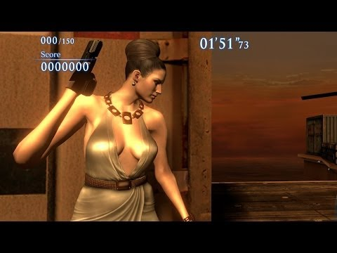 Mod Showcase #7 - Resident Evil 6 - Excella by felixnew