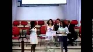 PIBNI - Culto Vespertino - Louvores e Mensagem 12/01/2014