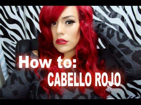 Cabello Rojo Sin Decolorar!   LoLo Love