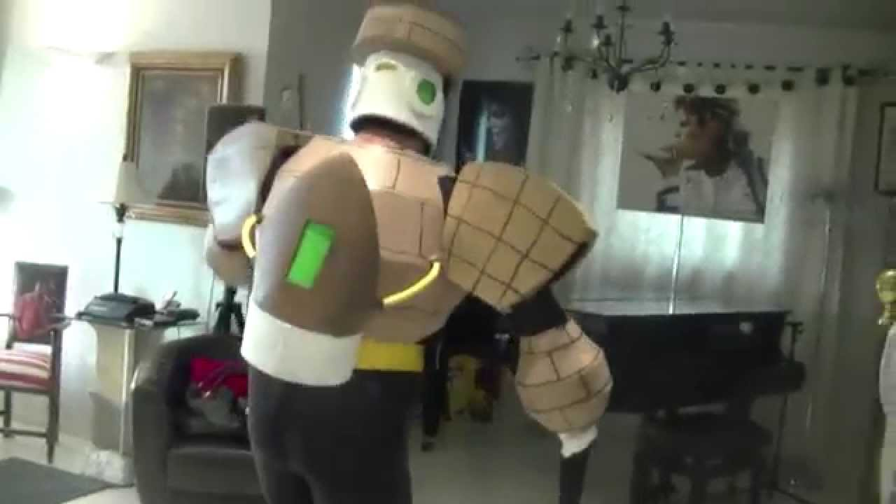 Megaman Cosplay Megaman Cosplay Stoneman