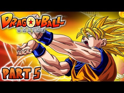 DragonBall Z Online Live: Part 5 (Human/Saiyan Race) Livestream