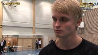 Tiikerit - LiigaSärkät pe 29.8.2014 (harjoitusottelu)
