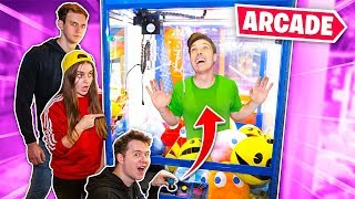 KING OF THE ARCADE Challenge w/ Click!