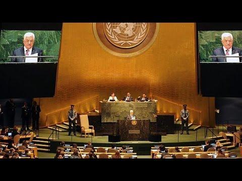 A la tribune de l'ONU, Abbas accuse Israël de génocide à Gaza