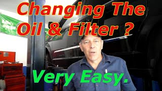 How To Change The Oil And Filter On A 2015 Chrysler Town & Country