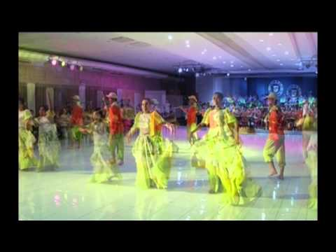 Silay Philippine Folk Dance: Regatones video
