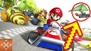 10 Things You Didn't Know About The Karts In Mario Kart