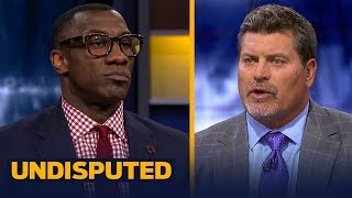 Mark Schlereth on the Steelers not reaching an extension with Le