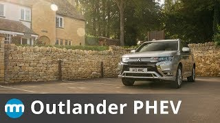 2019 Mitsubishi Outlander PHEV UK Review! New Motoring
