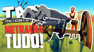 Unidade Secreta Muito Forte no Totally Accurate Battle Simulator TABS