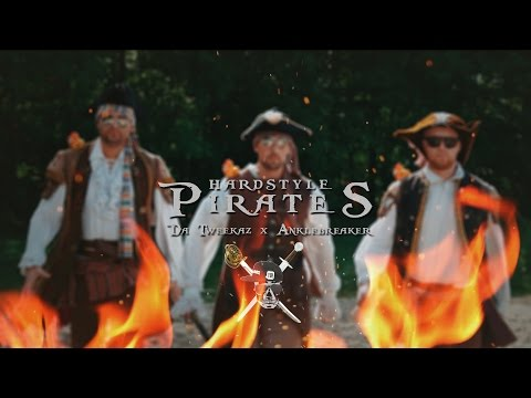 Da Tweekaz & Anklebreaker Hardstyle Pirates music videos 2016 electronic