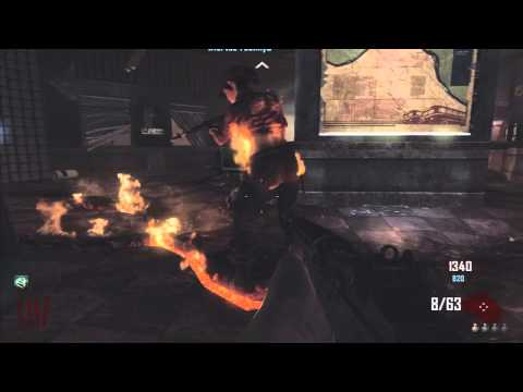 Black Ops 2 Zombies: Quick Revive Pro (Easter Egg Perk)