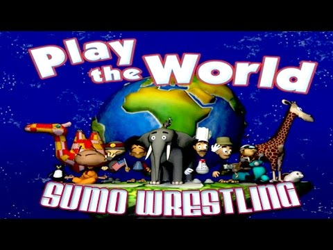 #8 Play The World - Sumo Wrestling - Video Game - Gameplay - Videospiel - Game - Movie For Kids