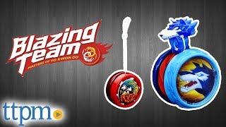 Blazing Team Battlespin Wolf Yo-Yo [REVIEW]   Hasbro Toys & Games
