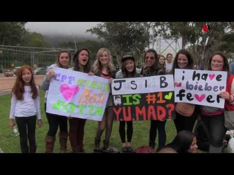 Bieber Fever hits Cape Town