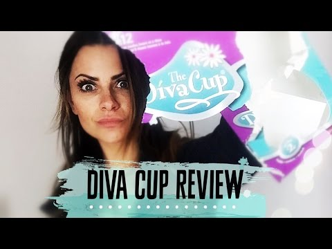 Michelle Money reviews The Diva Cup!!