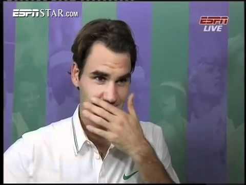 Roger Federer beat Novak Djokovic in Wimbledon semi-final