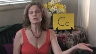 Using the Vimala Alphabet - The Letter C