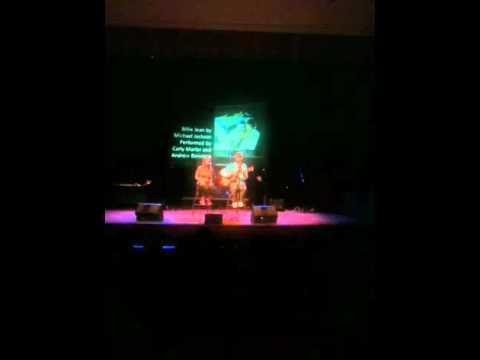 Acoustic Billy Jean