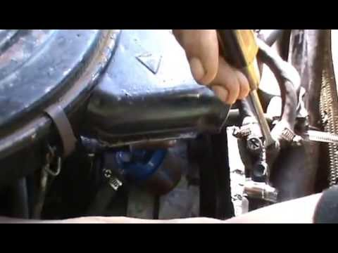 Настройка газового редуктора автомобиля. Видео