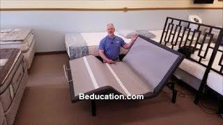 Beducation® - Leggett and Platt Falcon 2.0+ Adjustable Bed