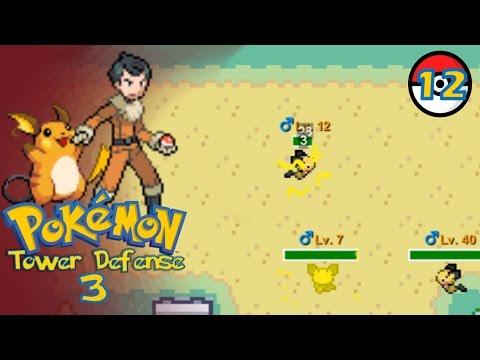 Pokemon Tower Defense 3 Part 12 - It's a Secret!
