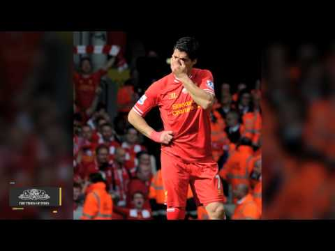 Liverpool's Suarez Named English PFA Player Of The Year - TOI