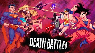 Welcome to DEATH BATTLE!